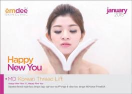 Happy New You