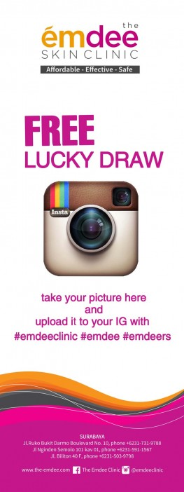 Free Lucky Draw
