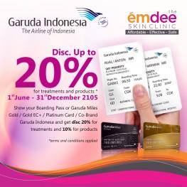 Promo Garuda