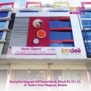 Say hi to Emdee Clinic Batam!