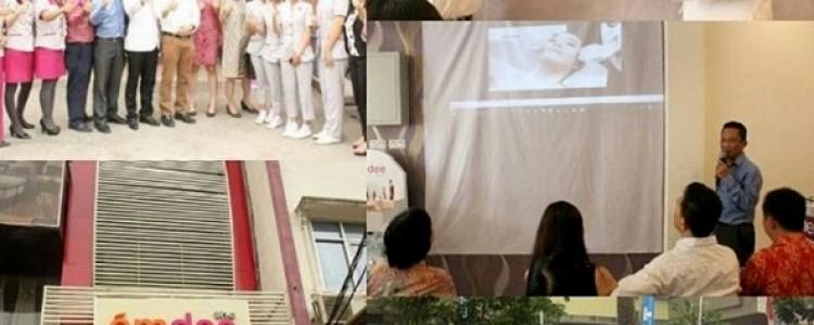 Soft Opening Emdee Clinic Palembang
