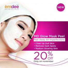 MD Glow Mask Peel